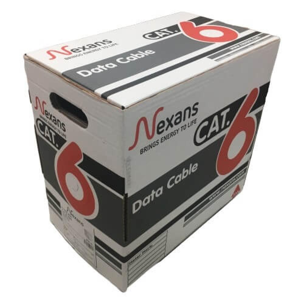 Nexans Cat6 Halojen Free Veri İletişim Data Kablosu Kutu ( 305 Metre)